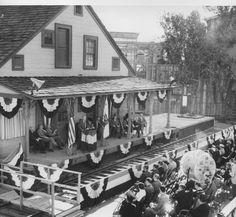 Dedication Of The Demille/lasky Barn At Paramount Studios   1956