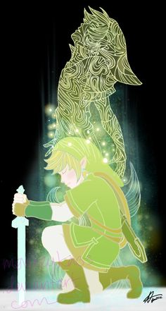 Link sprit trials skyward sword