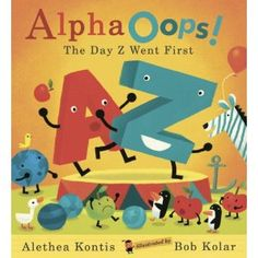Great concept.  Rearranges the alphabet characters with great learning opportunities.  Mixing things up and makes the ABC learning more interesting.