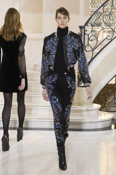 Zuhair Murad at Paris Fashion Week Fall 2017 - Runway Photos