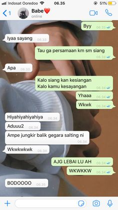 Sayang bgt gatau sm dia, tp u know gais, im broke up w/him 🙃 Haha Quotes, Quotes Rindu, Quotes Lucu, Message Quotes, Tumblr Quotes, Mood Quotes, Cute Relationship Texts, Cute Relationships, Funny Chat