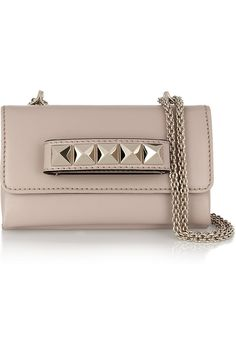 Valentino | Va Va Voom small leather shoulder bag | NET-A-PORTER.COM