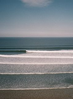 """""""My connection to the earth is reinforced through the rhythm of the waves."""" ~Mike Dolan"""