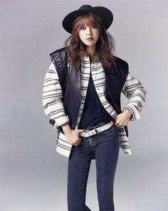 Girls' Generation Sooyoung Poses for Vogue Korea | Koogle TV