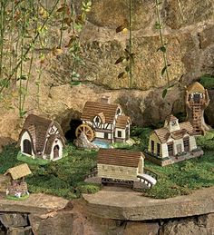 Magical Fairy Gardens - how to make your own fairy garden. Fun Fairy Activities. Fairy Food Recipes.