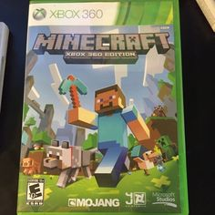 For Sale: Xbox 360 Minecraft for $10