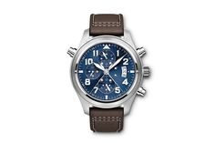 """Introducing: The IWC Pilot's Watch Double Chronograph Edition """"Le Petit Prince"""" — HODINKEE"""