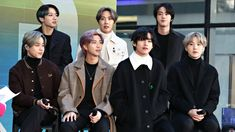 The K-pop stars are celebrating their new album with seven Big Fits of the Day. Bts Danger, Photo Arrangement, Korean Pop Group, Famous Photos, K Pop Star, Stylish Boys, Asian American, Master Class, How To Take Photos