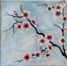 Illustrations and paintings Cherry Blossom, Sketches, Paintings, Illustrations, Drawings, Paint, Painting Art, Illustration, Doodles