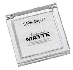 Beautifully Matte - Hypoallergenic Foundation Powder - Styli-Style Cosmetics