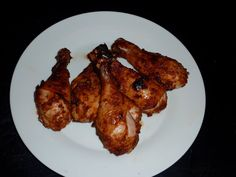 Tomatoes on the Vine: Colombian Style Roasted Chicken Legs