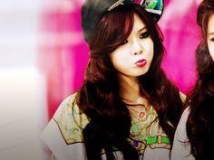 #4_Minute #K_Pop #Beautiful_Girl