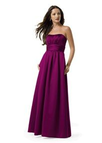 Satin Strapless Ball Gown with Sweetheart Neckline Style 84066  SALE -  In Store Only  $149.00