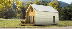 """CSYA » CASA """"U"""" 64+10 Zen House, Shed, Around The Worlds, Outdoor Structures, Building, Beautiful, Madrid, Tiny Houses, Container"""