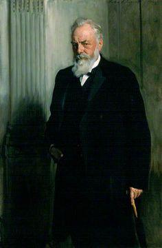 John Singer Sargent - Portrait of John Fyfe