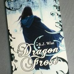 Dragon Frost paperback has arrived! (at Toronto,...   Infinity Dreamt