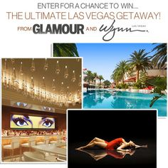 Glamour: Win A Trip To Vegas!