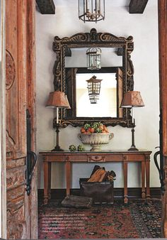 The Enchanted Home: The alluring art of arranging accessories......