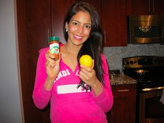 Habits for the New Year and Beyond �   Daily Lemon regimen