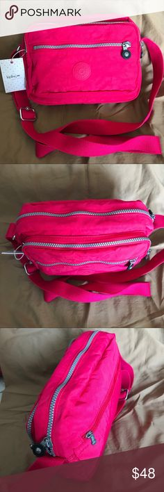 Kipling Crossbody bag New with tag  Authentic Kipling Bags Crossbody Bags