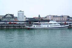 Romanshorn - Hafen