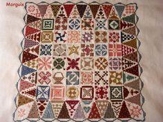 Patchwork Quilts cross stitch - Google zoeken