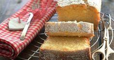 Μεσογειακό κέικ με ελαιόλαδο και γιαούρτι