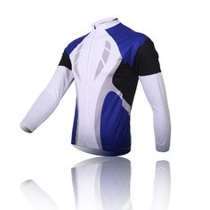 Mens Cycling jersey Cycling Sportswear Bicycle Jersey Clothing Bicycle Long sleeve jersey #Affiliate