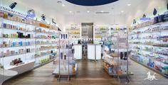 Pharmacy design by Sartoretto Verna