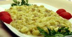 Babaganus Balık Mezeleri Tarifi ve Malzemeleri - mezeler.gen.tr
