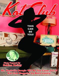 A Celebration Of Mid-Century America! Sabina Kelley, Opryland Hotel, Club Magazine, Covergirl, Nashville, Roots, Ms, Pin Up, Mid Century