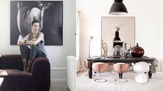 Efter fem husrenoveringar har inredaren Marie Olsson Nylander hittat hem, i Höganäs vackraste villa. Dags att sitta still i båten – ett litet tag i alla fall