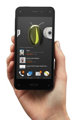 Amazon's New Phone Can Identify Just About Everything in the World