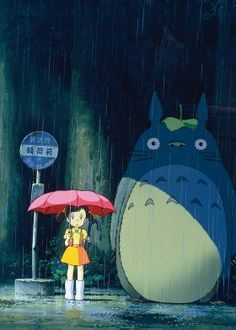 Cute Japan Anime Movie Poster My Neighbor Totoro Hayao Miyazaki Art Studio Ghibli, Studio Ghibli Films, Hayao Miyazaki, Totoro Poster, Girls Anime, 3d Wall Art, Anime Films, My Neighbor Totoro, Anime Characters
