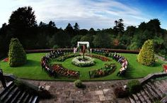 Cool Wedding Venues Scotland cute idea with the round seating