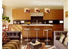 Acclaimed San Francisco interior designer Ken Fulk continues to rock the world of dé. Kitchen On A Budget, Home Decor Kitchen, Home Kitchens, Kitchen Dining, Kitchen Ideas, Condo Kitchen, Kitchen Layout, Kitchen Designs, Ken Fulk