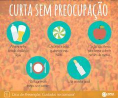Hoje é sexta-feira de carnaval. Seja em qualquer parte do Brasil, os blocos de rua irão tomar conta da cidade, por isso separamos algumas dicas para você se dar bem no carnaval! Compartilhe com seus amigos!  #carnaval #dicas #curta #compartilhe #água #mauhálito #saúdebucal #odontologia #odonto #dentista #váaodentista #bebaágua