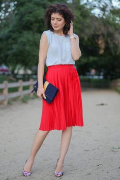 931 Best  Red Outfits  images in 2019   Fashion spring, Spring ... 728f7fe5d5