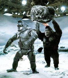 Cool Monsters, Horror Monsters, Famous Monsters, Classic Monsters, Fantasy Movies, Sci Fi Movies, Old Movies, Horror Movies, King Kong