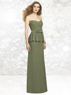 Social Bridesmaids Style 8129 http://www.dessy.com/dresses/bridesmaid/8129/