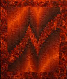 Two-fabric-Bargello.jpg 323×383 pixels