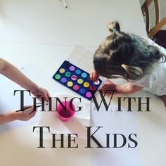 Things With The Kids! || Ideas, story and more @ALDAMAGNUS.COM