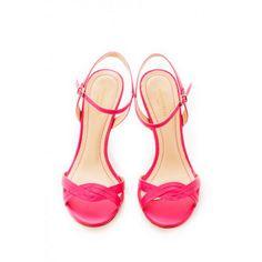 Montonelli Prémium Valódi Bőr  női rózsaszín magassarkú szandál 41 Stuart Weitzman, Sandals, Heels, Fashion, Heel, Moda, Shoes Sandals, Fashion Styles, High Heel
