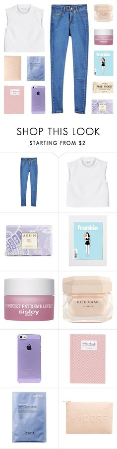 """""""you do so much damage, how do you manage?"""" by kristen-gregory-sexy-sports-babe ❤ liked on Polyvore featuring Monki, Estée Lauder, Sisley, Elie Saab and Miss Selfridge"""