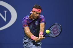 PHOTOS: Federer vs. Del Potro