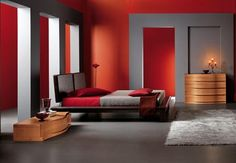 Modern Bedroom Design Ideas and Bedroom Interiors