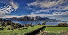 Lake Mondsee, Austria by Victor Caroli, via 500px