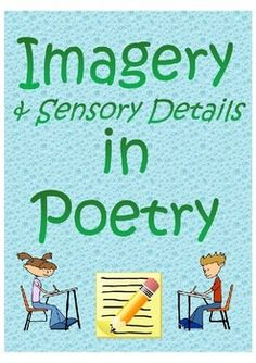 """This students prepares students to master the concept of imagery and sensory details in poetry.  It includes:  -Quickwrite/Life Connection: Think about about your favorite memory & describe what you saw, heard, smelled, tasted, and touched. -Imagery Guided Notes -Guided Practice using """"Petals""""  -Partner Practice using """"Ode to Mi Gato"""" -Indepedent Practice/Quiz using """"Ode to La Tortilla"""