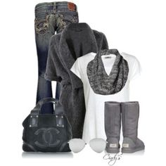 Bundle Up For Winter!
