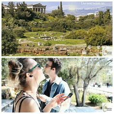 Pafsanias Traveller archaeological sites, monuments & theater in greece....now for you!!